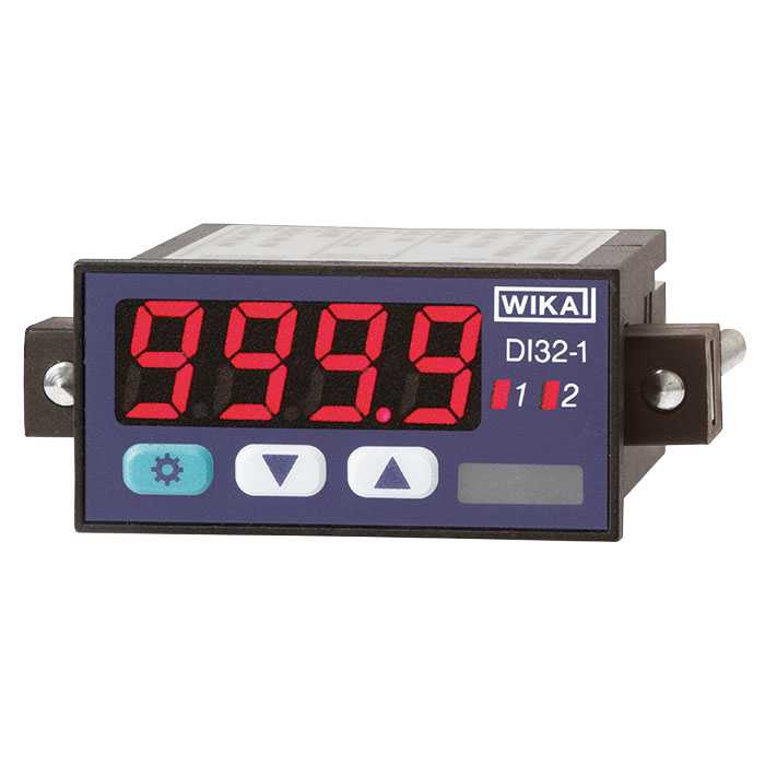 Elektronischer Drucktransmitter 4-20 mA 0…100 bar WIKA A-10-12719383